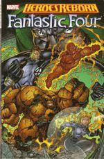 Couverture Heroes Reborn: Fantastic Four