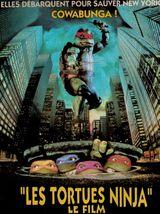 Affiche Les Tortues Ninja, le film