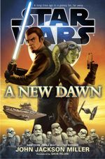 Couverture A New Dawn: Star Wars