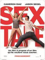 Affiche Sex Tape