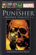Couverture The Punisher : Bienvenue Frank, Acte 1