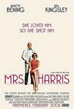 Affiche Mrs. Harris