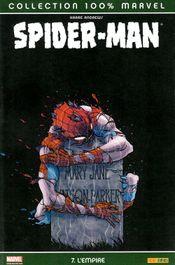Couverture L'Empire - Spider-Man (100% Marvel), tome 7