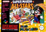 Jaquette Super Mario All-Stars and Super Mario World