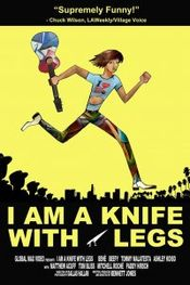 Affiche I am a Knife With Legs
