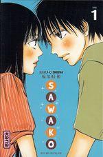 Couverture Sawako