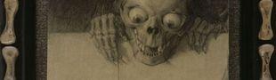 Cover Les références hantées et bizarres de Lovecraft