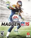 Jaquette Madden NFL 15