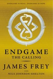 Couverture Endgame: The Calling