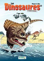 Couverture Les Dinosaures - Tome 4
