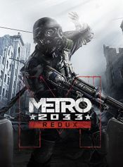 Jaquette Metro 2033 Redux