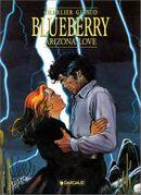 Couverture Arizona Love - Blueberry, tome 23