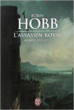 Couverture L'Assassin royal - Première époque, tome 1