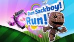 Jaquette Run Sackboy ! Run !