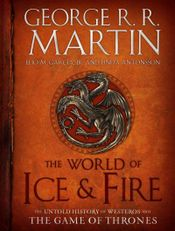Couverture Games of Thrones : Les Origines de la saga