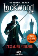 Couverture Lockwood & Co - tome 1