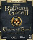 Jaquette Baldur's Gate II : Throne of Bhaal