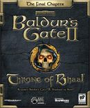 Jaquette Baldur's Gate II : Throne of Bhaal