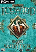 Jaquette Icewind Dale : Heart of Winter