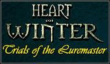 Jaquette Icewind Dale : Heart of Winter - Trials of the Luremaster