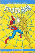 Couverture 1977 - Spider-Man : L'Intégrale, tome 15
