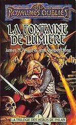 Couverture La Fontaine de lumière - La Trilogie des héros de Phlan, tome 1