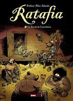 Couverture Un besoin de consolation - Ratafia, tome 7