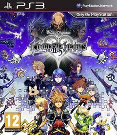 Jaquette Kingdom Hearts 2.5 HD ReMIX