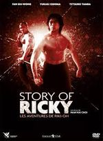 Affiche Riki-Oh : The Story of Ricky