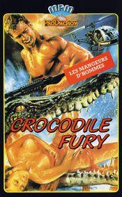 Affiche Crocodile Fury