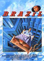 Affiche Brazil
