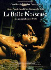 Affiche La Belle Noiseuse