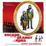 Pochette Escape from the Planet of the Apes: Original Motion Picture Soundtrack (OST)