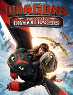 Affiche Dragons : L'aube des courses de dragons