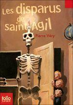 Couverture Les disparus de Saint-Agil