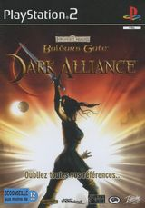 Jaquette Baldur's Gate: Dark Alliance