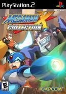 Jaquette Mega Man X Collection