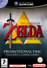 Jaquette The Legend of Zelda : Collector's Edition