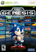 Jaquette Sega Megadrive Ultimate Collection