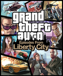 Jaquette Grand Theft Auto: Episodes from Liberty City