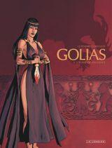 Couverture L'Élixir de jouvence - Golias, tome 3