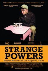 Affiche Strange Powers: Stephin Merritt and The Magnetic Fields