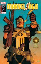 Couverture Le Procès du Punisher - Marvel Saga (2e série), tome 3