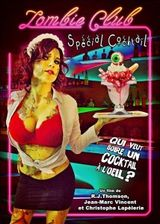 Affiche Zombie Club Special Cocktail