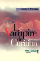Couverture Le vampire de Curitiba