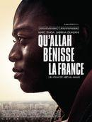 Affiche Qu'Allah bénisse la France