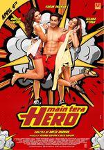 Affiche Main Tera Hero