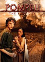 Affiche Le dernier jour de Pompéi