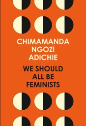 Couverture We should all be feminists