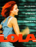 Affiche Cours, Lola, cours